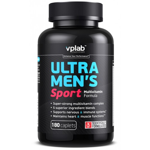 VPLab Ultra Mens Sport 180 caps