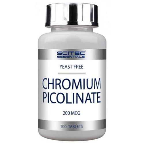 Scitec Chromium Picolinate 100 tabs