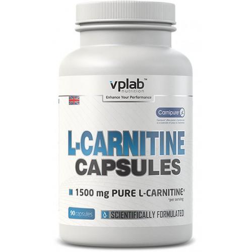 VPLab L-Carnitine Capsules 90 caps