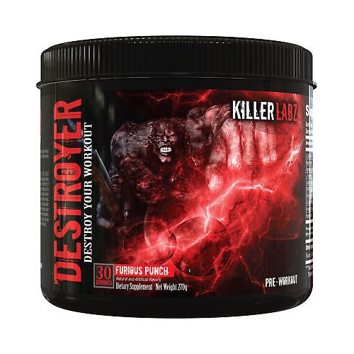 Killer Labz Destroyer 270g 30 serv