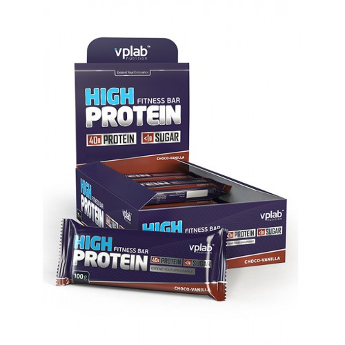 VPLab 40% High Protein Bar 100g