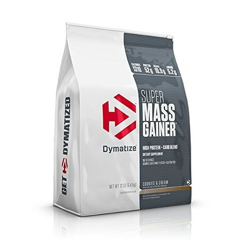 Dymatize Super Mass Gainer 5450g