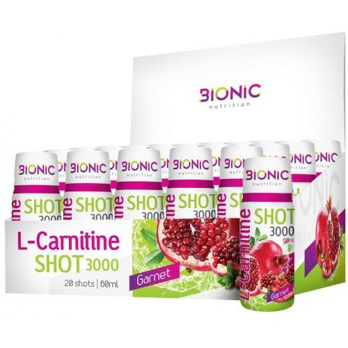 Bionic L-Carnitine 3000 Shot 60ml