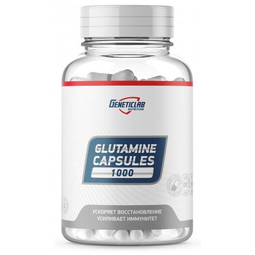 GeneticLab Glutamine 180 caps