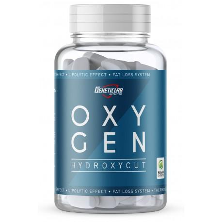GeneticLab Oxygen Hydroxycut 180 caps