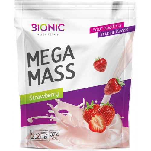 Bionic Mega Mass Gainer 1000g