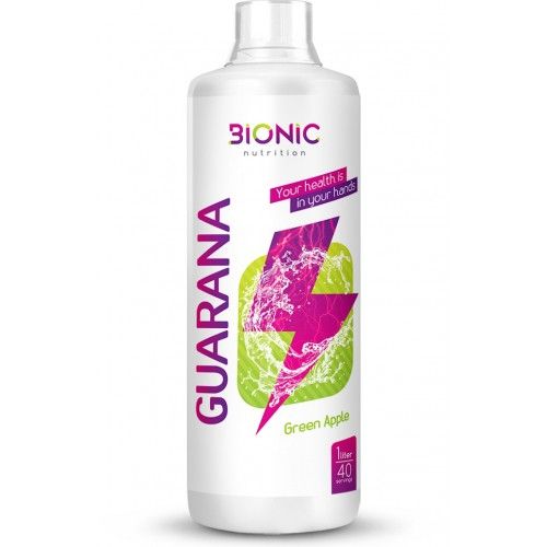 Bionic Guarana 1000ml