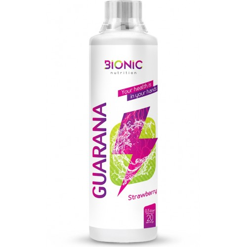 Bionic Guarana 500ml