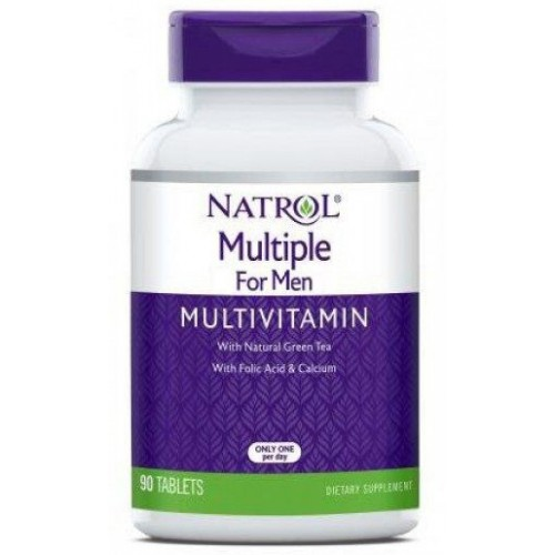 Natrol Multiple for Men Multivitamin 90 tabs