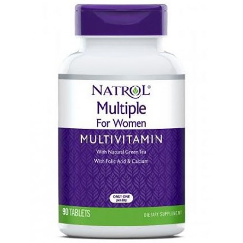 Natrol Multiple for Women Multivitamin 90 tabs