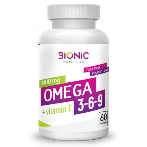 Bionic Omega 3-6-9 60 caps