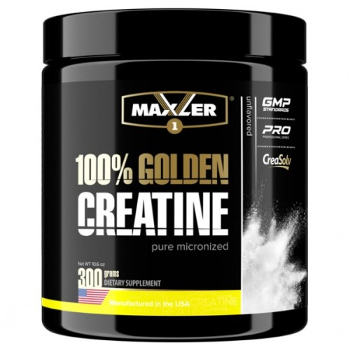 Maxler 100% Golden Creatine 300g
