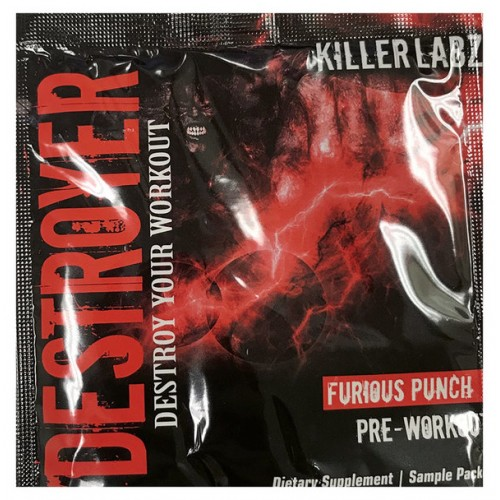 Killer Labz Destroyer 1 serv