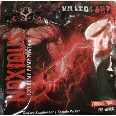 Killer Labz Noxious 1 Serv