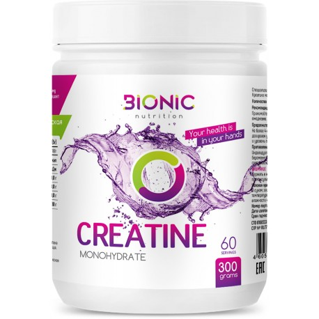 Bionic Creatine 300g