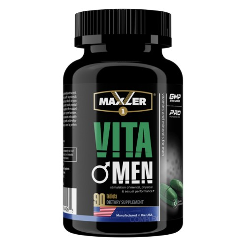 Maxler VitaMen 90 tabs