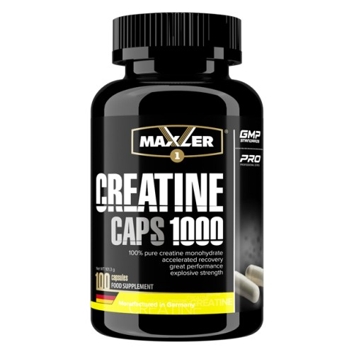 Maxler Creatine 100 caps