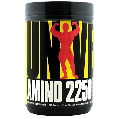 Universal Amino 2250 240 tabs