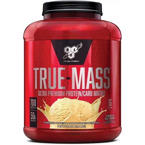 BSN True-Mass Weight Gainer 2610g