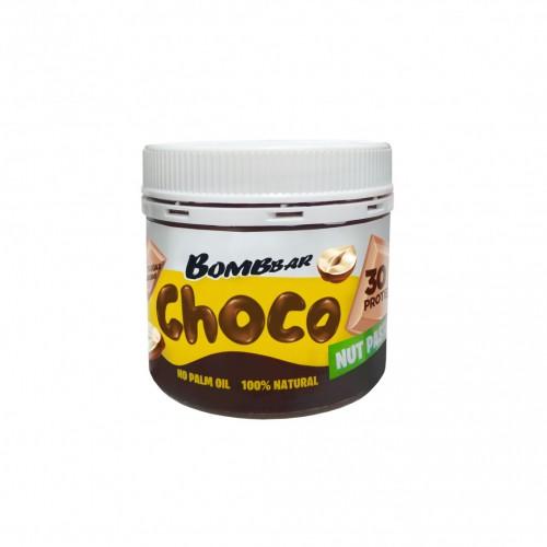 Bombbar Шоколадная паста с фундуком 150 гр.