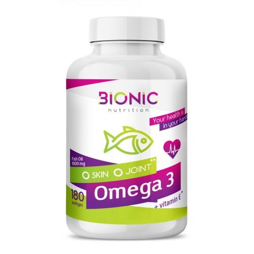 Bionic Omega-3 180 caps