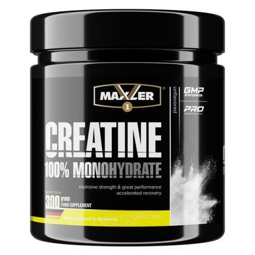 Maxler Creatine 300g (can)