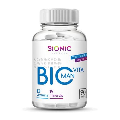 Bionic Bio VitaMan 90 табл.