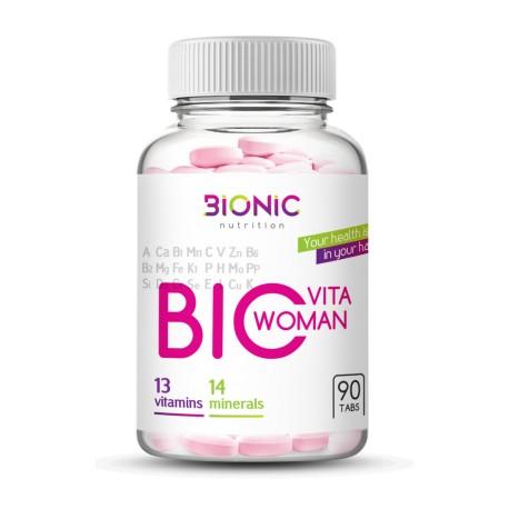 Bionic Bio VitaWomen 90 табл.