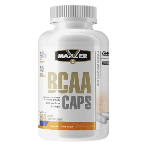 Maxler BCAA CAPS 240 капс.