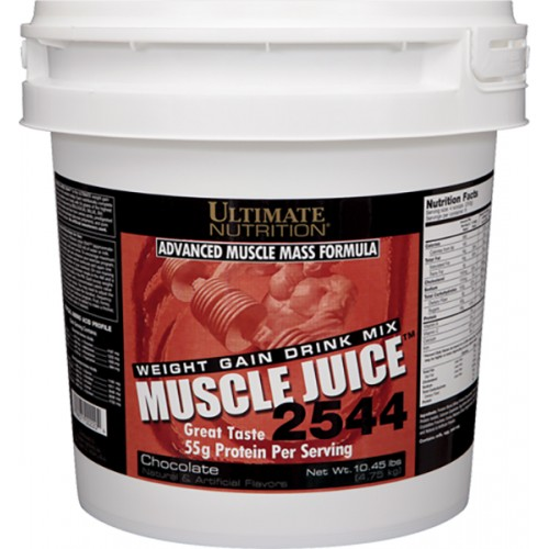 Ultimate Muscle Juice 4745g