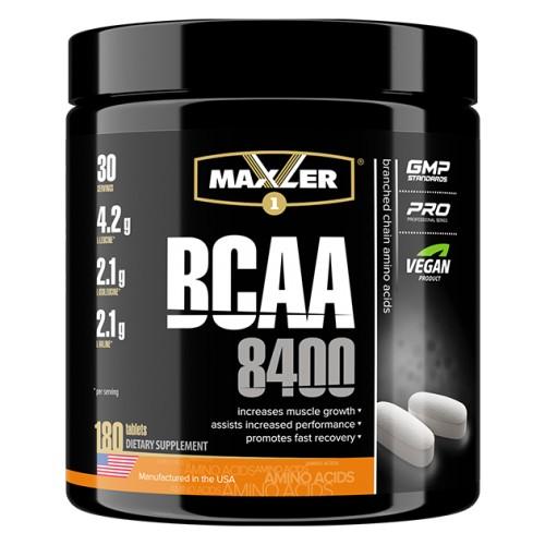 Maxler BCAA 8400 180 табл.