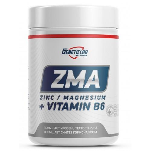 GeneticLab ZMA 60 капс.