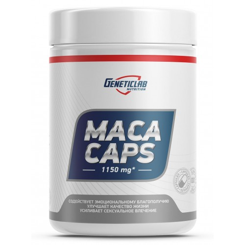 GeneticLab MACA 60 капс.