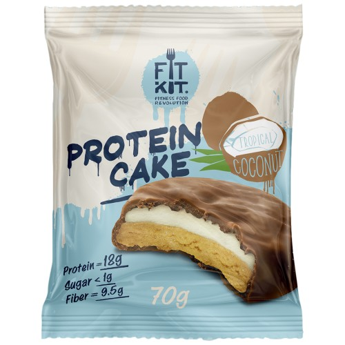 FitKit Protein Cake 70 гр.